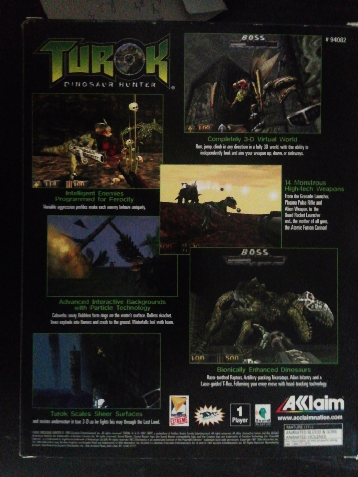 turok pc box back cover