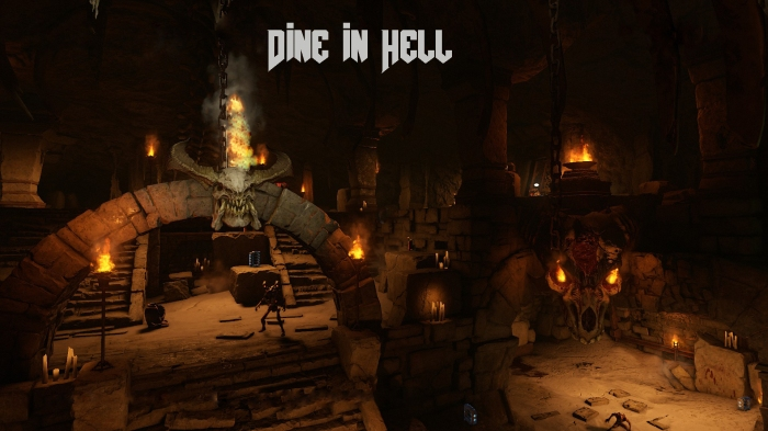 Dine in Hell